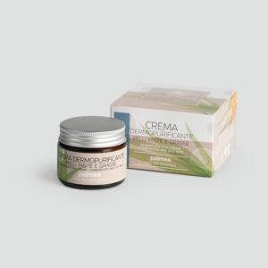 crema dermopurificante pelli miste e grasse